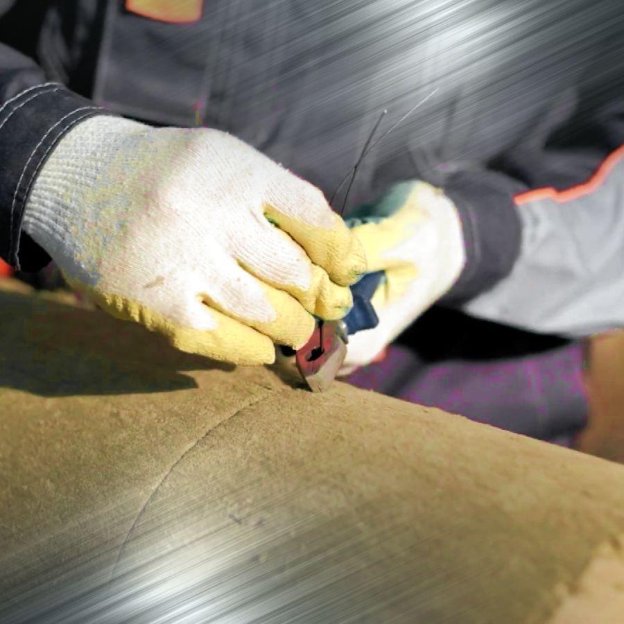 Как выполнить утепление труб отопления цилиндрами PIPEWOOL